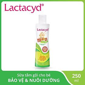 Sữa Tắm Gội Trẻ Em Lactacyd Milky - 100588427 (250ml) - 8938503445030