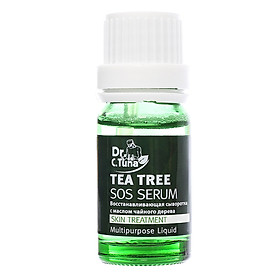 Serum Ngăn Ngừa Mụn Cấp Tốc Tea Tree Sos Farmasi - 1824BAS (10ml)
