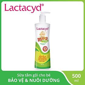 Sữa Tắm Gội Trẻ Em Lactacyd Milky (500ml) - 8936123410162
