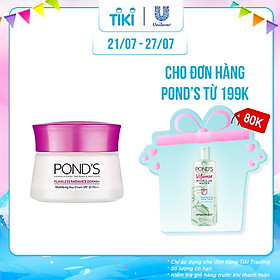 Kem dưỡng ẩm sáng da đều ban ngày Pond's Flawless Radiance 50g