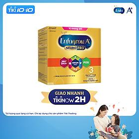 Sữa bột Enfagrow A+ Neuropro 3 2.2kg cho trẻ từ 1 – 3 tuổi (Bao bì mới)