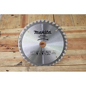 Lưỡi cưa Gỗ hợp kim 40 răng 185mm Makita D-50538