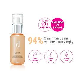 Sữa dưỡng cho da mụn d program Acne Care Emulsion 100ml_13843