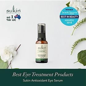 Tinh chất chống nếp nhăn vùng da quanh mắt Sukin Antioxidant Eye Serum 30ml