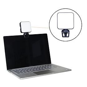Makeup Video Conference Light Vlog Kit for Computer Laptop Light Black