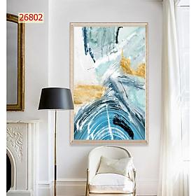 Tranh treo tường đẹp/Tranh GP gỗ MDF cao cấp 26802