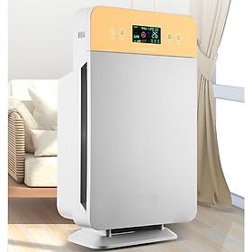 Máy lọc không khí Air Purifier siêu màng lọc HEPA và chức năng đo chính xác mức ô nhiễm không khí