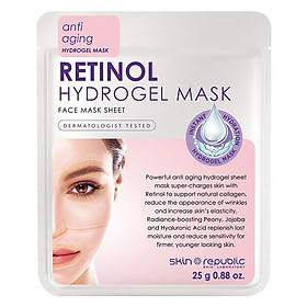 Skin Republic Retinol Hydrogel Mask