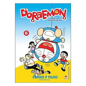 Doraemon Tuyển Tập Tranh Truyện Màu - Tập 6 (Tái Bản 2019)