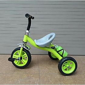 Xe 3 bánh bình nước có bàn đạp (cho bé 2-5t)- màu cho bé trai- chọn màu ngẫu nhiên