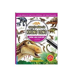 Kiến thức về khủng long-Sự tuyệt chủng của khủng long.Khủng long đi đâu rồi?