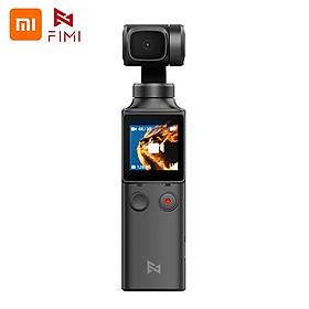 Youpin Fimi Palm Camera Gimbal Ổn định 128 độ Góc rộng 4K UHD Micro Camera cầm tay 3 trục 240 phút Tích hợp