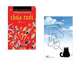Combo 2 cuốn sách: Chúa ruồi   + Chuyện con mèo dạy con hải âu bay
