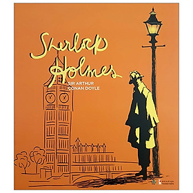Sherlock Homes Mini Song Ngữ - Hội Tóc Đỏ