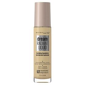 Maybelline Dream Radiant Liquid Foundation 75 Natural Beige