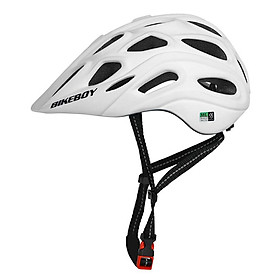 Professional Road Mountain Bike Helmet with Glasses Ultralight MTB All-terrain Sports Riding Cycling Helmet