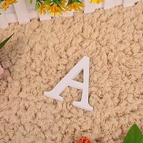 Letter Alphabet Love Decor Party Freestanding Wooden 26 Home