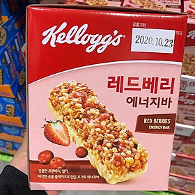 KELLOGGS Redberry Energy Bar 24g x 24P