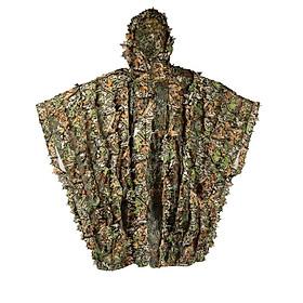 Áo Ngụy Trang Rừng Nhiệt Đới 3D