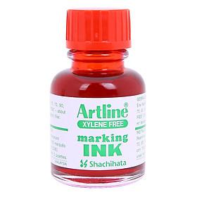 Mực Viết Thông Dụng Artline ESK-20 RD – Đỏ (20ml)