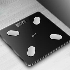 [DÙNG PIN SẠC] Cân Sức Khỏe Điện Tử Kết Nối Bluetooth Đo Chỉ Số Sức Khỏe Nhằm Kiểm Soát Tốt Chế Độ Ăn Uống và Hoạt Động Thể Thao