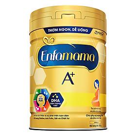 Sữa Bầu Enfamama A+ - Hương Vani (870g)
