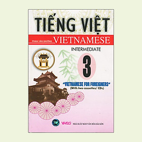 Tiếng Việt - Vietnamese For Foreigners 3 + 2CDs