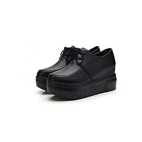 Giày bánh mì đế độn cá tính BM041D