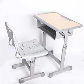 Bàn ghế học sinh xếp gọn BAH058