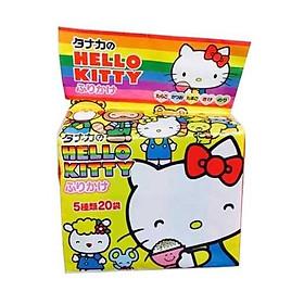 Gia vị rắc cơm thập cẩm Hello Kitty Sanrio Nhật Bản