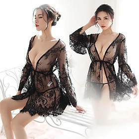 Váy ngủ sexy ren - đầm ngủ sexy- minhtrang.241993 SX160