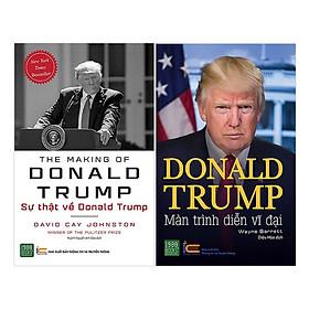 Combo Cuộc Đời Của Donald Trump