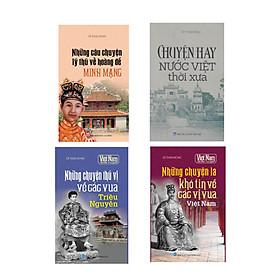 Combo Tủ sách lịch sử Việt Nam 3