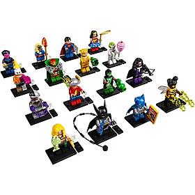 Đồ Chơi Lắp Ghép LEGO Minifigures Bộ Nhân Vật LEGO Siêu Anh Hùng DC Comics 71026 (Giao Mẫu Ngẫu Nhiên)