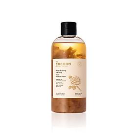 Nước Tấy Trang Hoa Hồng Cocoon 300ml