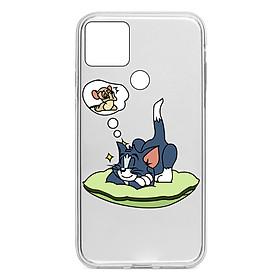 Ốp lưng Vina Case dành cho Realme C12 Tom And Jerry in silicone dẻo trong(sản phẩm có 8 mẫu)-Hàng Chính Hãng
