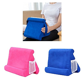 2pcs Tablet Pillow Holder Pad Multi-Angle Mobilephone Support Stands