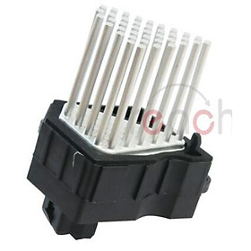 Front Blower Motor Resistor Final Stage For BMW E46 E39 X5 X3 64116923204 64116931680