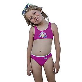 Bikini Bé Gái Fashy - Hồng
