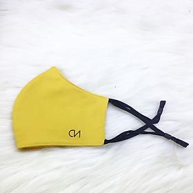 Khẩu Trang Kaki Cao Cấp Duy Ngọc - Vải Kaki quai đeo có nút điều chỉnh (9134)