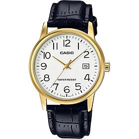 Đồng hồ nam dây da Casio MTP-V002GL-7B2UDF