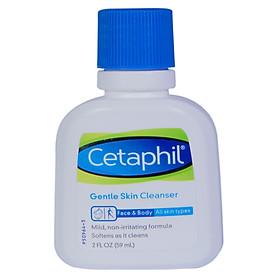 Sữa Rửa Mặt Cetaphil Gentle Skin Cleaner (59ml)
