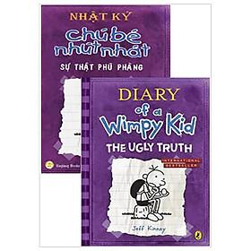 Combo Song Ngữ Diary Of A Wimpy Kid 5 - Sự Thật Phũ Phàng
