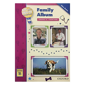 Up and Away Readers 1: Family Album