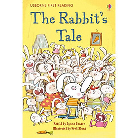 Usborne First Reading Level One: The Rabbit's Tale