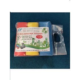 1kg Túi Đựng Rác Tự Phân Hủy Sinh Học Titapha (full size)