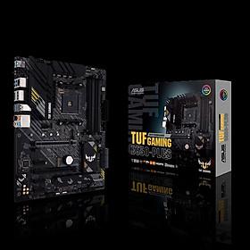 Bo mạch chủ AMD Mainboard ASUS TUF GAMING B550-PLUS AM4 - Hàng Chính Hãng
