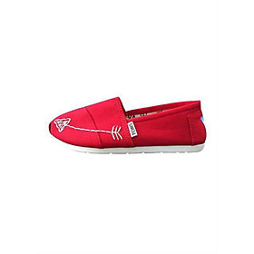 Giày Vải Nữ TS12 - Đỏ