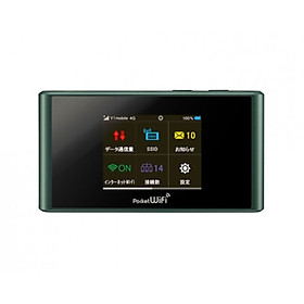 Bộ phát Wifi 4G di động cao cấp Softbank Japan Phiên bản quốc tế (Tặng kèm Sim 4G Viettel)