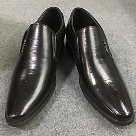 Giày da nam độn đế NG 230-3770
